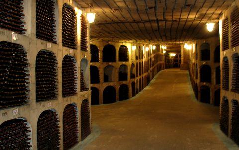 magazine du tourisme coup de coeur la plus grande cave vin du monde. Black Bedroom Furniture Sets. Home Design Ideas
