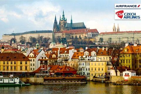 Week End Prague Vol Et Hotel
