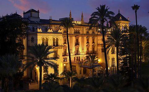 Hotel Seville  Etoiles
