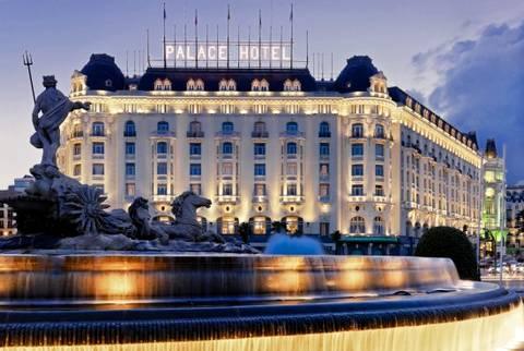 Magazine du tourisme h tels the westin palace hotel de - One shot hotels madrid ...