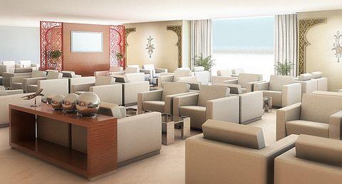 Magazine du Tourisme » Actualité » Nouveau salon VIP Royal ...