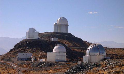 observatoire chili
