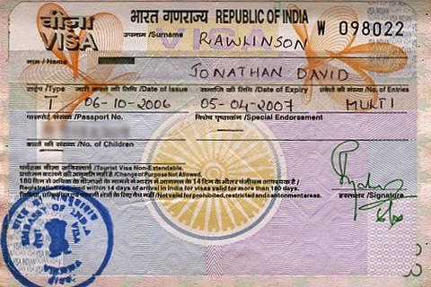 magazine du tourisme actualit l inde retire les restrictions sur ses visas. Black Bedroom Furniture Sets. Home Design Ideas