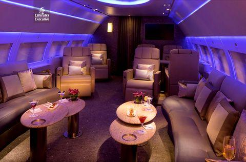 Magazine du tourisme actualit emirates lance ses vols for Compagnie aerienne americaine vol interieur