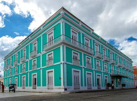 Hotel Union de Cienfuegos