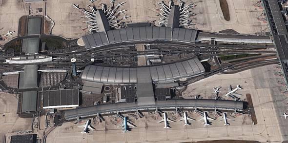 Aeroport De Paris Cdg Terminal 2e