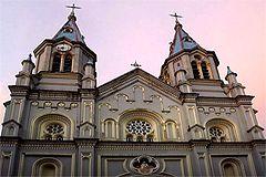 Església San Alfonso