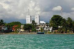 Les Cayes : visite de Les Cayes à Haïti
