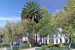 Cest Depuis Le Zcalo Ou Parque Central La Place Principale De San Cristbal Las Casas Connue Aussi Sous Nom Plaza 31 Marzo Vicente